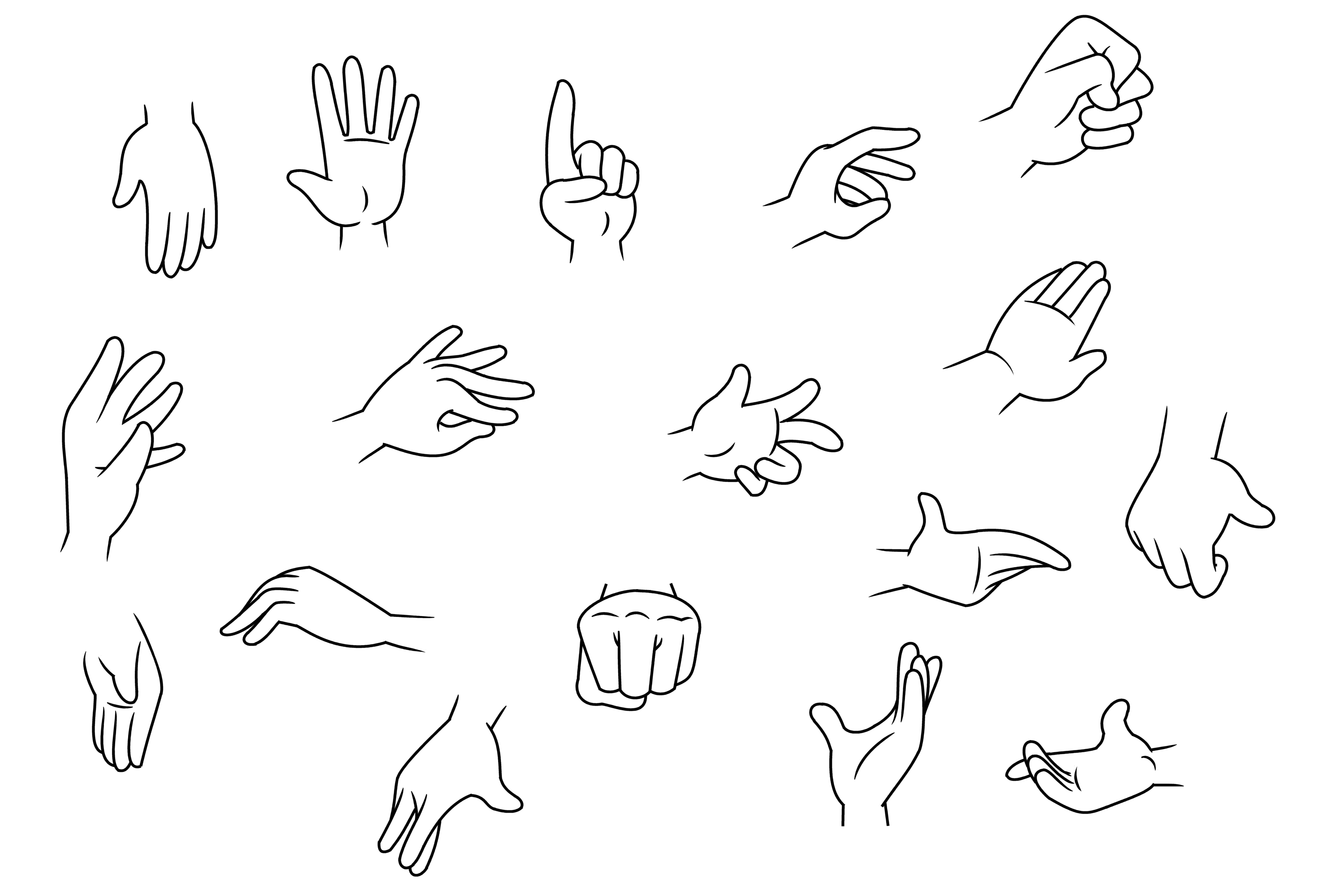 how to make a basic hand drawn animation
