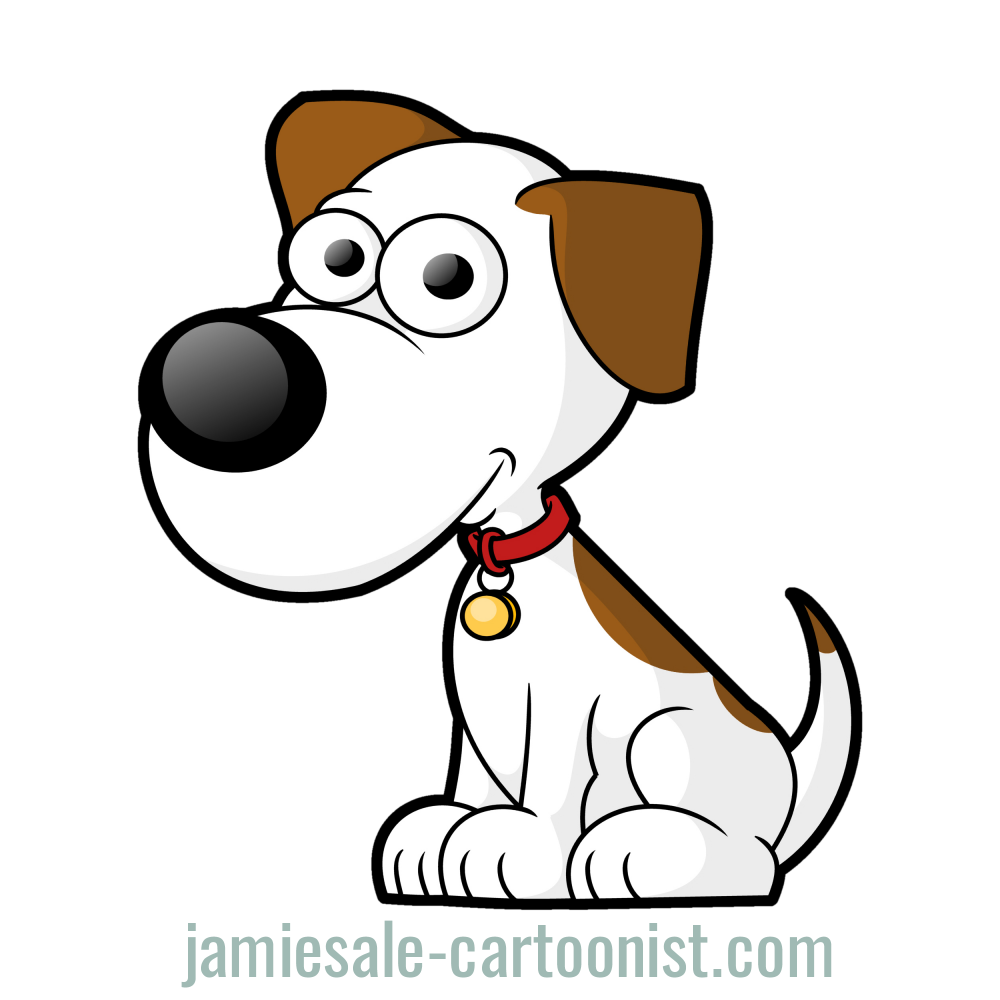 free cartoon dog vector clip art free vectors rh jamiesale cartoonist com free cartoon dog pictures clip art cartoon dog vector clipart free
