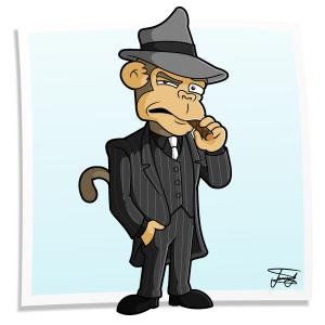 Gangster Mascot