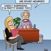 Internet Comic Strip