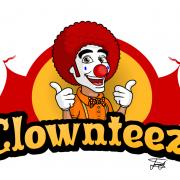 Clown Cartoon Logo