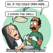 Dentist Comic