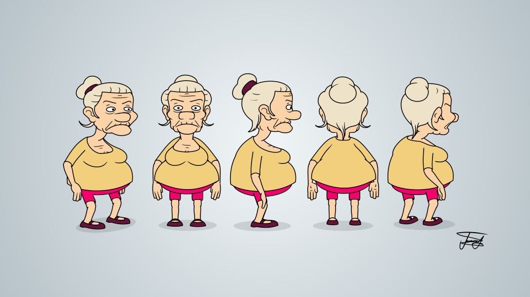 Cartoon Characters Design : Character designer for hire get a quote today