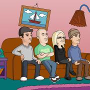 simpsons-custom-cartoon