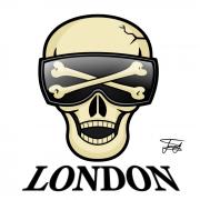 Skull Logo Cartoon
