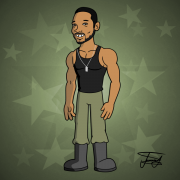Will Smith Cartoon