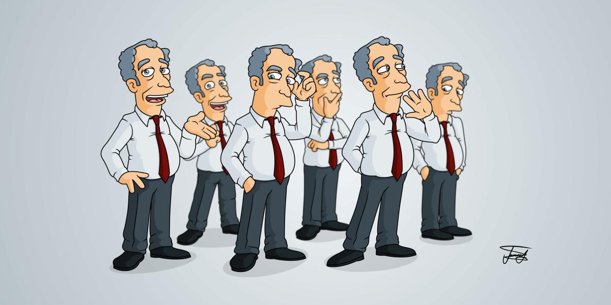 Cartoon Character Design For Tarpaulin : Cartoon character design ankaperla